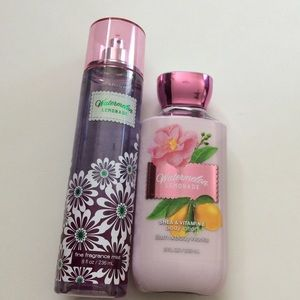 Bath & Body Works Watermelon Lemonade